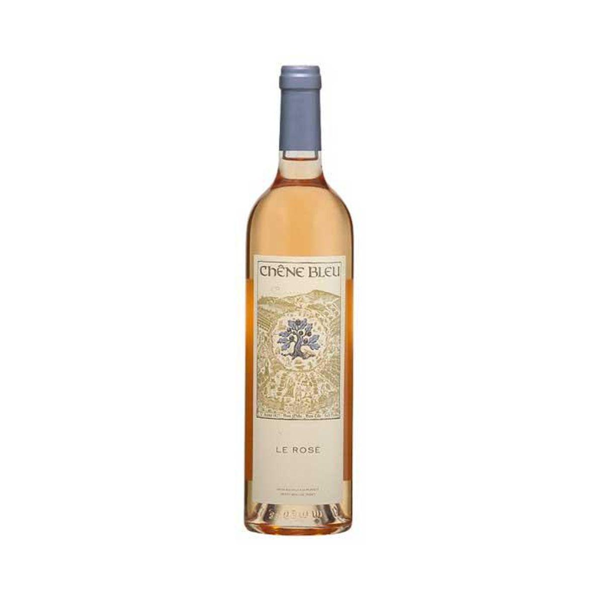 chene bleu rose igp vaucluse 2018