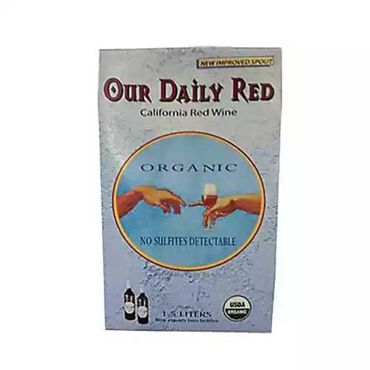 our daily red california red wine