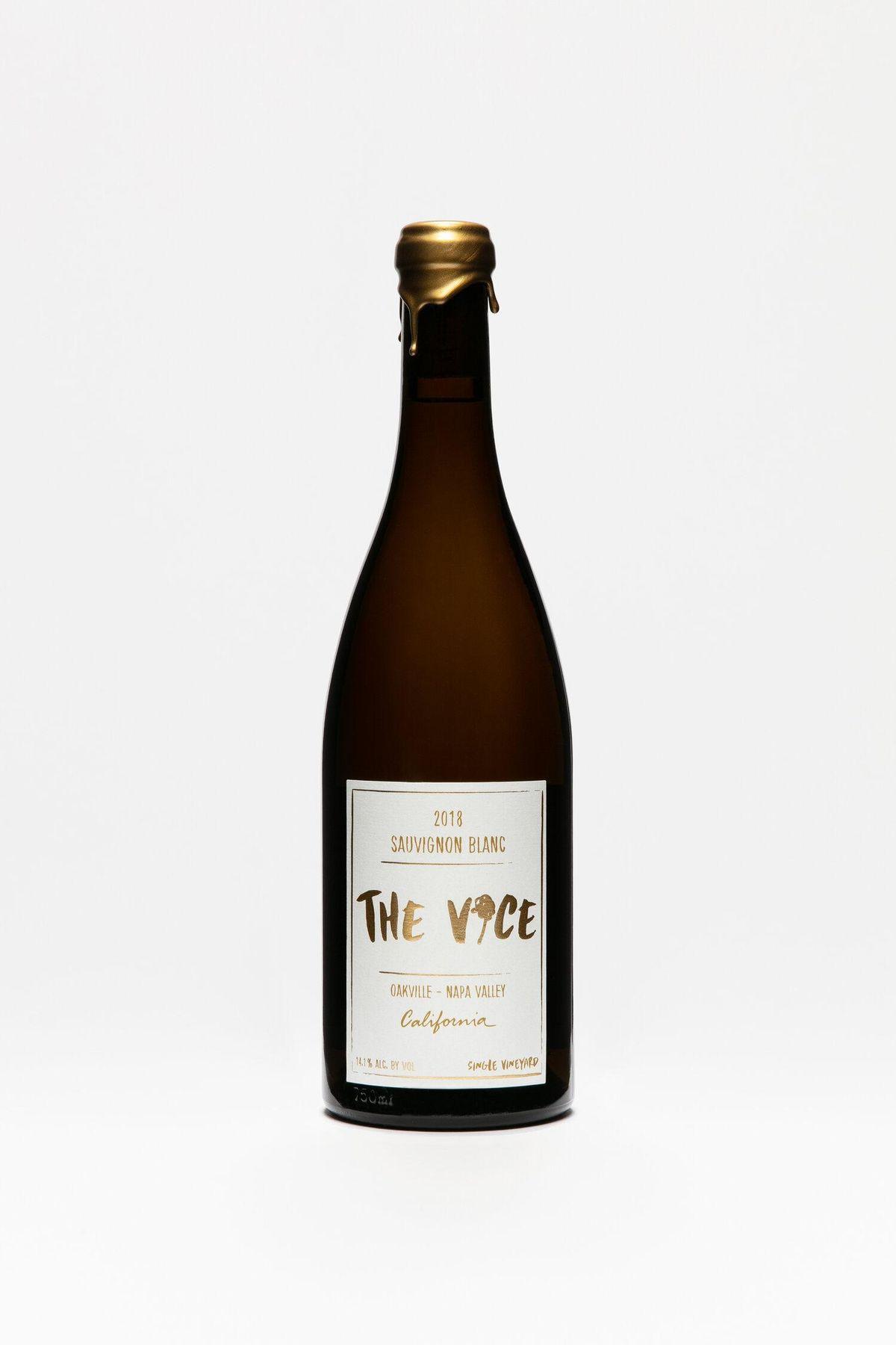 the vice sauvignon blanc abigails batch oakville  2018