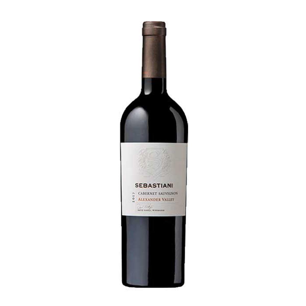 2017 sebastiani cabernet sauvignon alexander valley