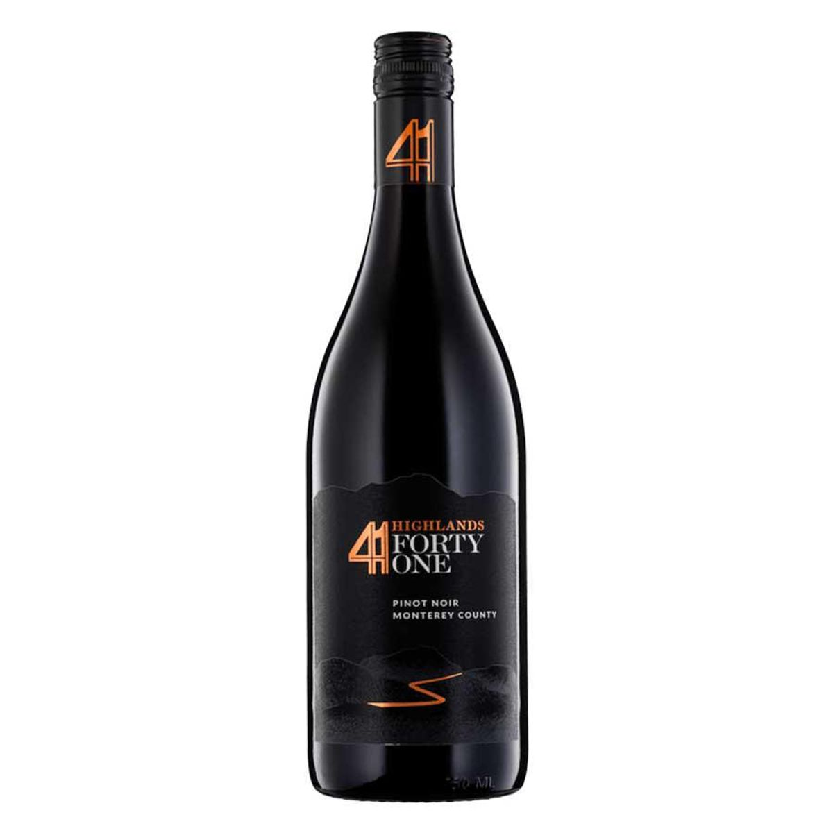2019 highlands 41 pinot noir