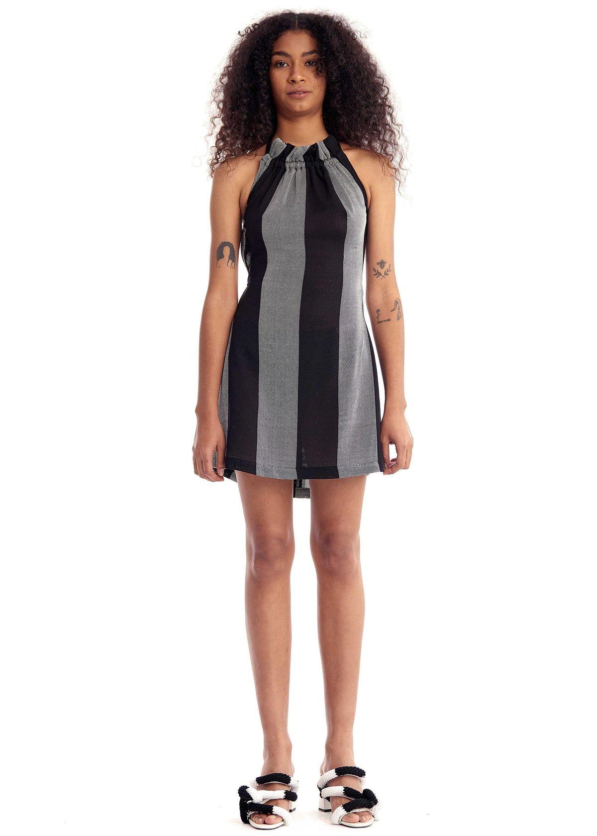 Maska Short Dress