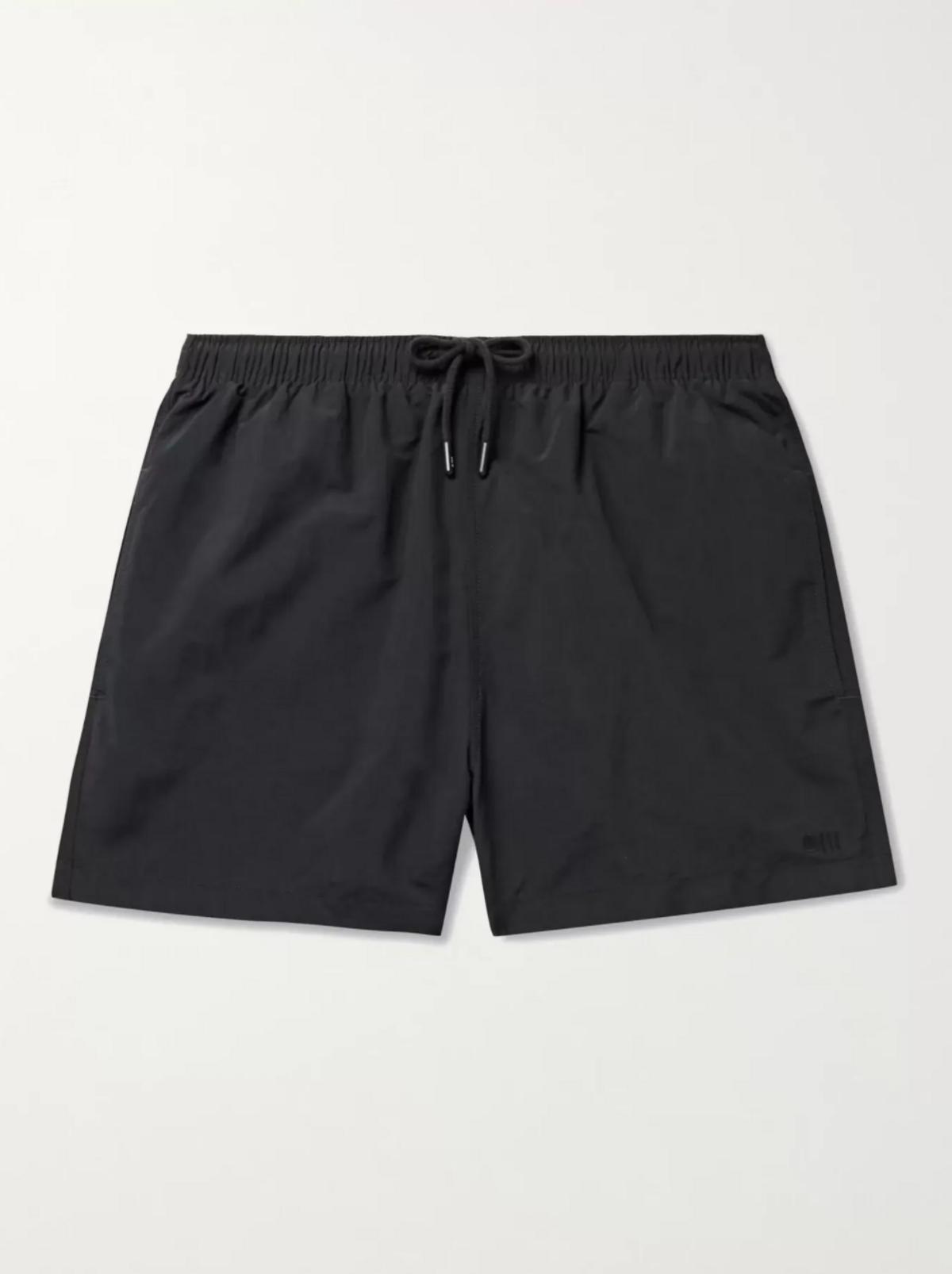The Classic Mid-Length Swim Shorts