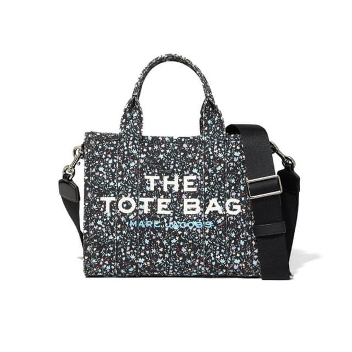 The Ditsy Floral Mini Traveler Tote Bag