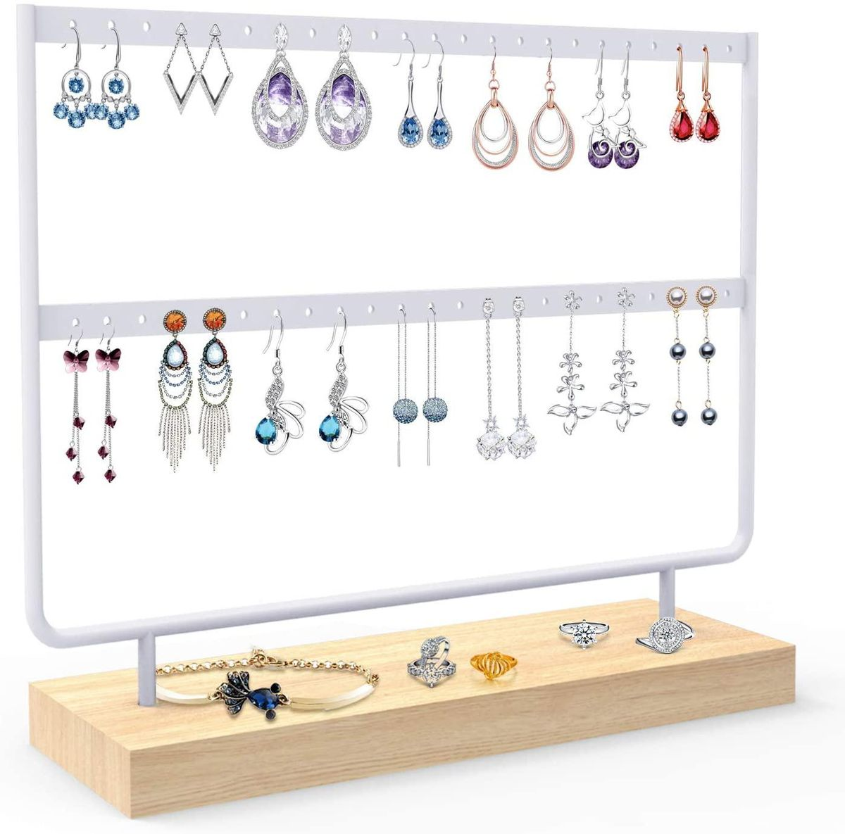 anndofy earrings organizer jewelry display stand
