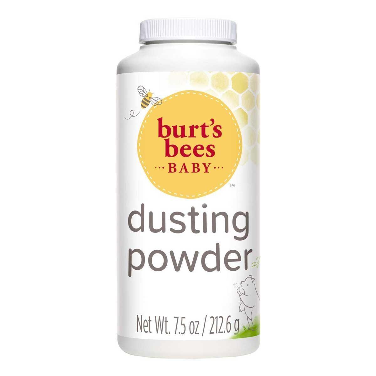 burts bees baby 100 percent natural dusting powder