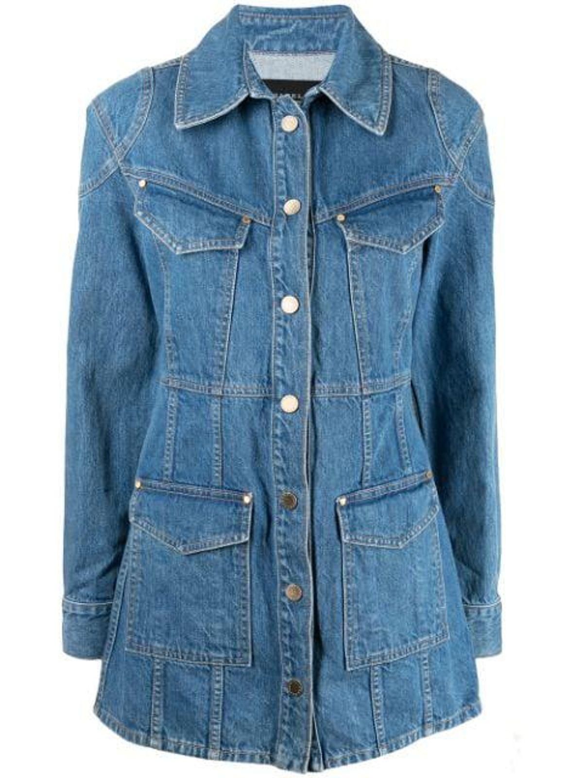slvrlake alamo denim jacket