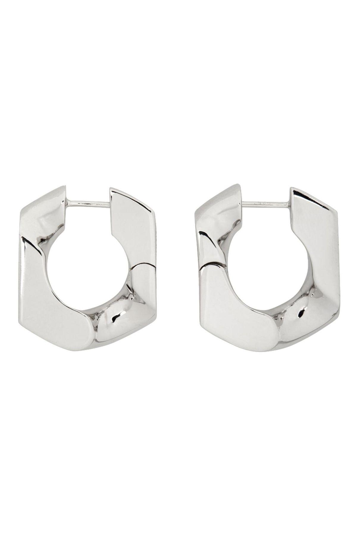 Silver #251 Earrings