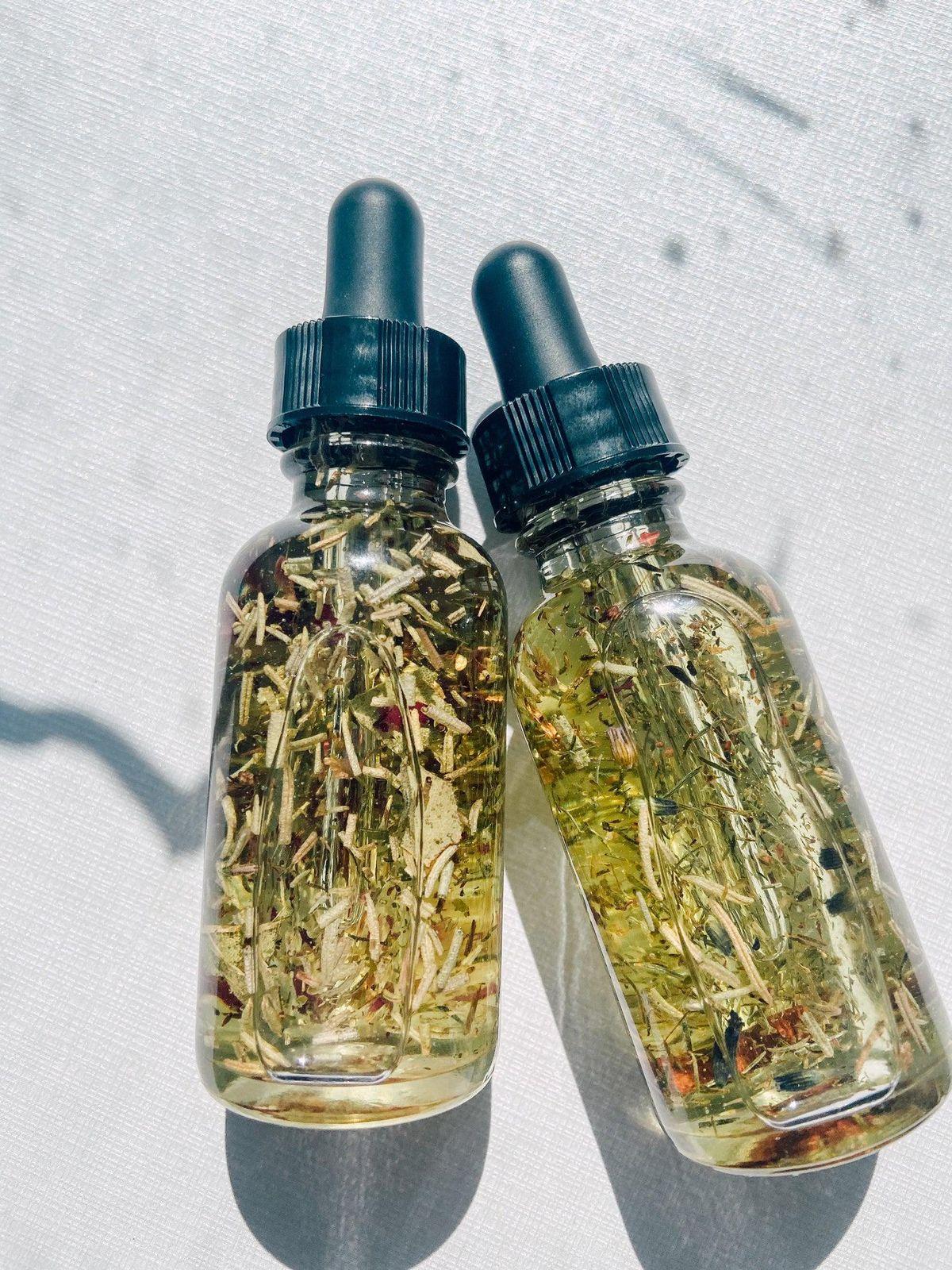 mama vida botanica manifest that sht ritual oil