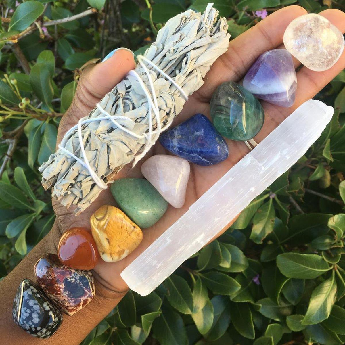chakra zulu 10 stone chakra healing bundle
