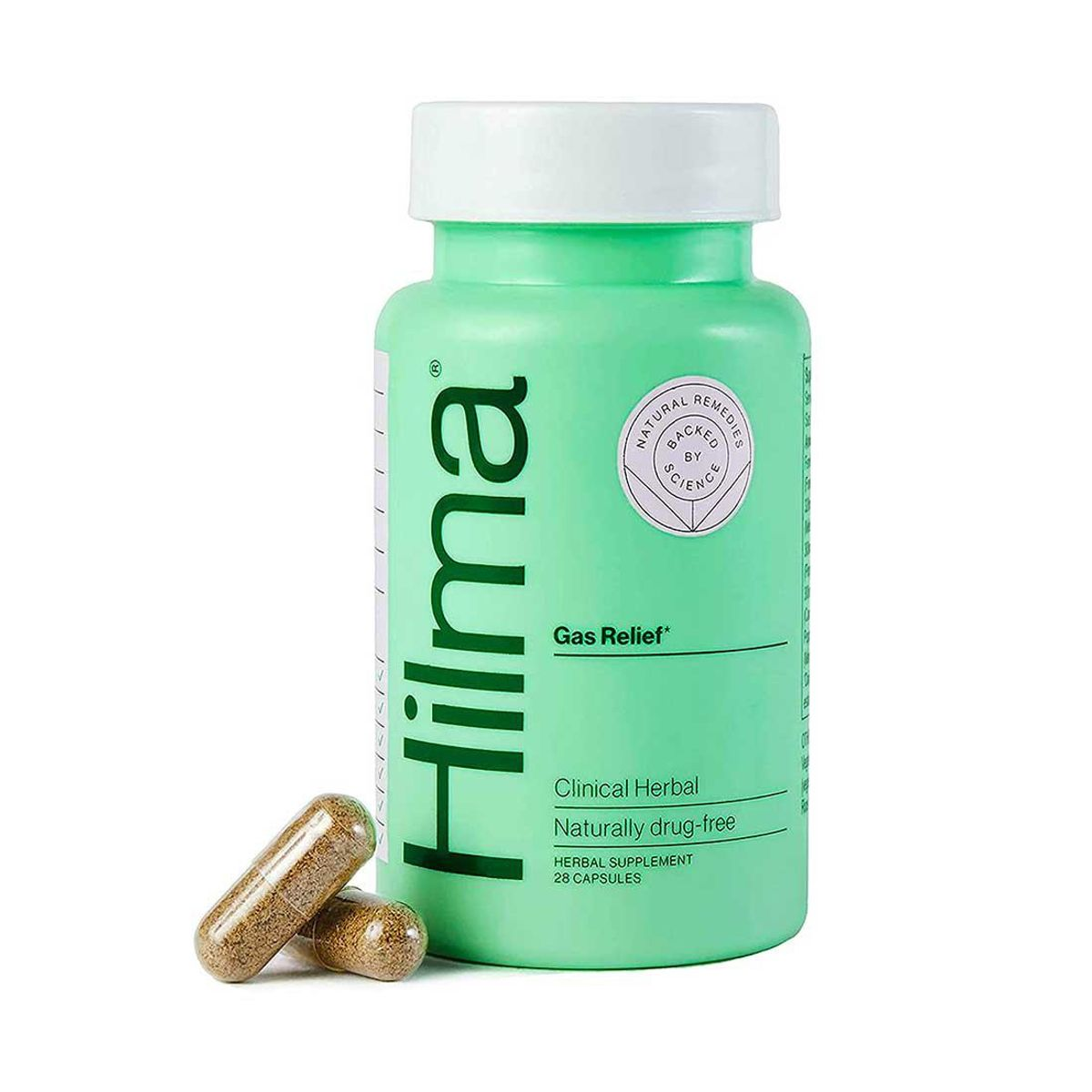 hilma natural gas relief