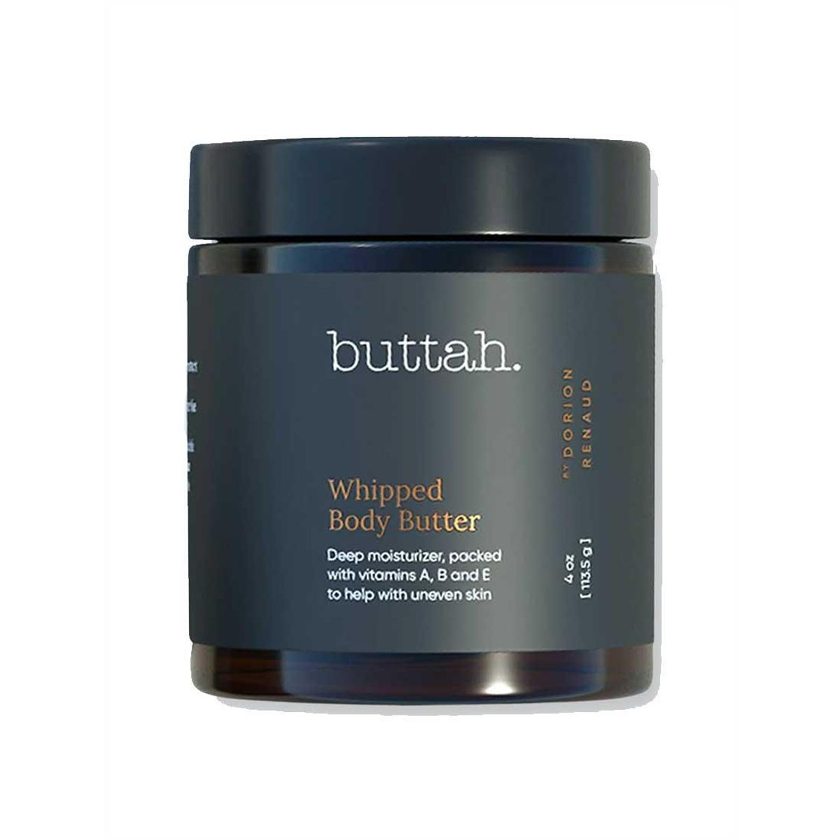 buttah skin whipped body butter