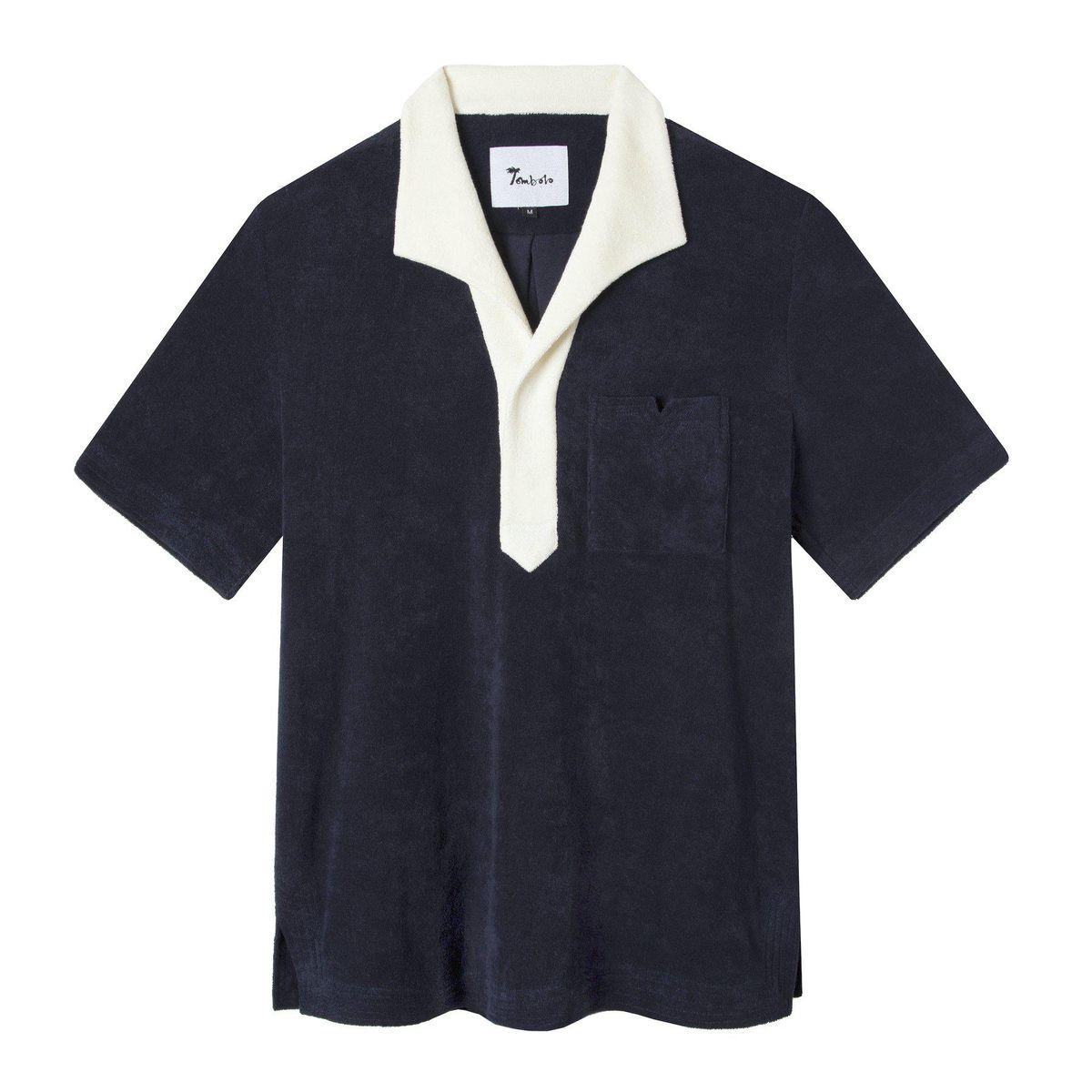 Polo Navy Terrycloth