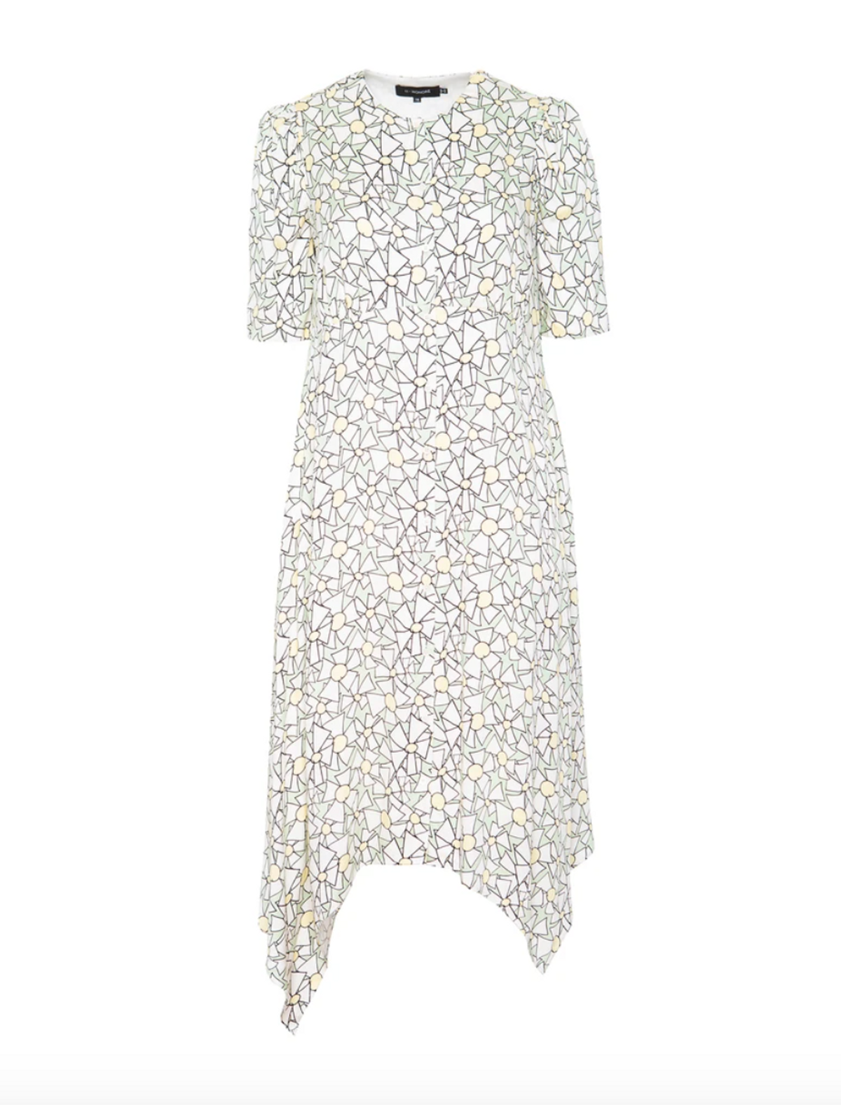x Lena Dunham Madderlake Dress