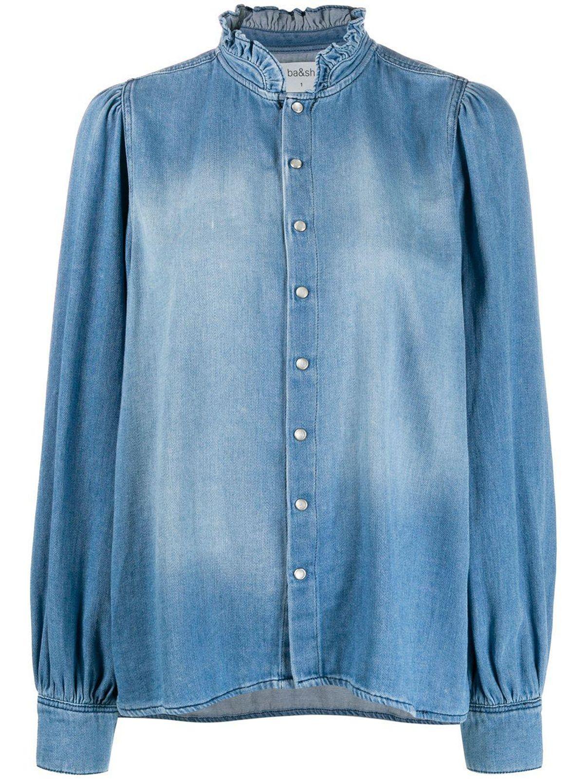 Axelle Denim Shirt