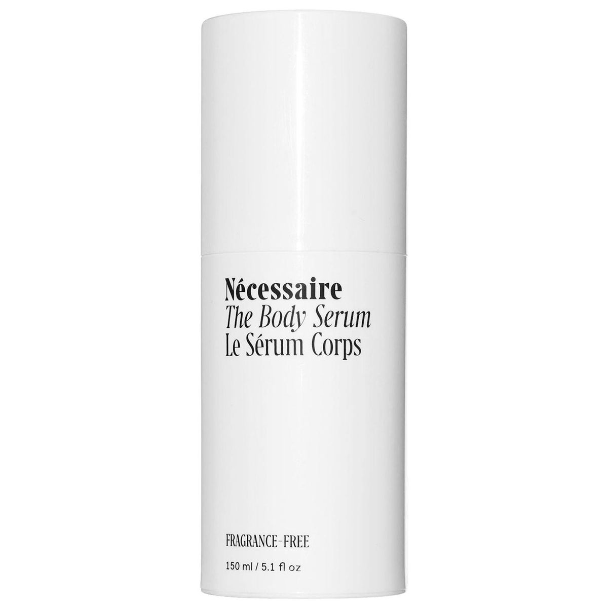 necessaire the body serum  with hyaluronic acid