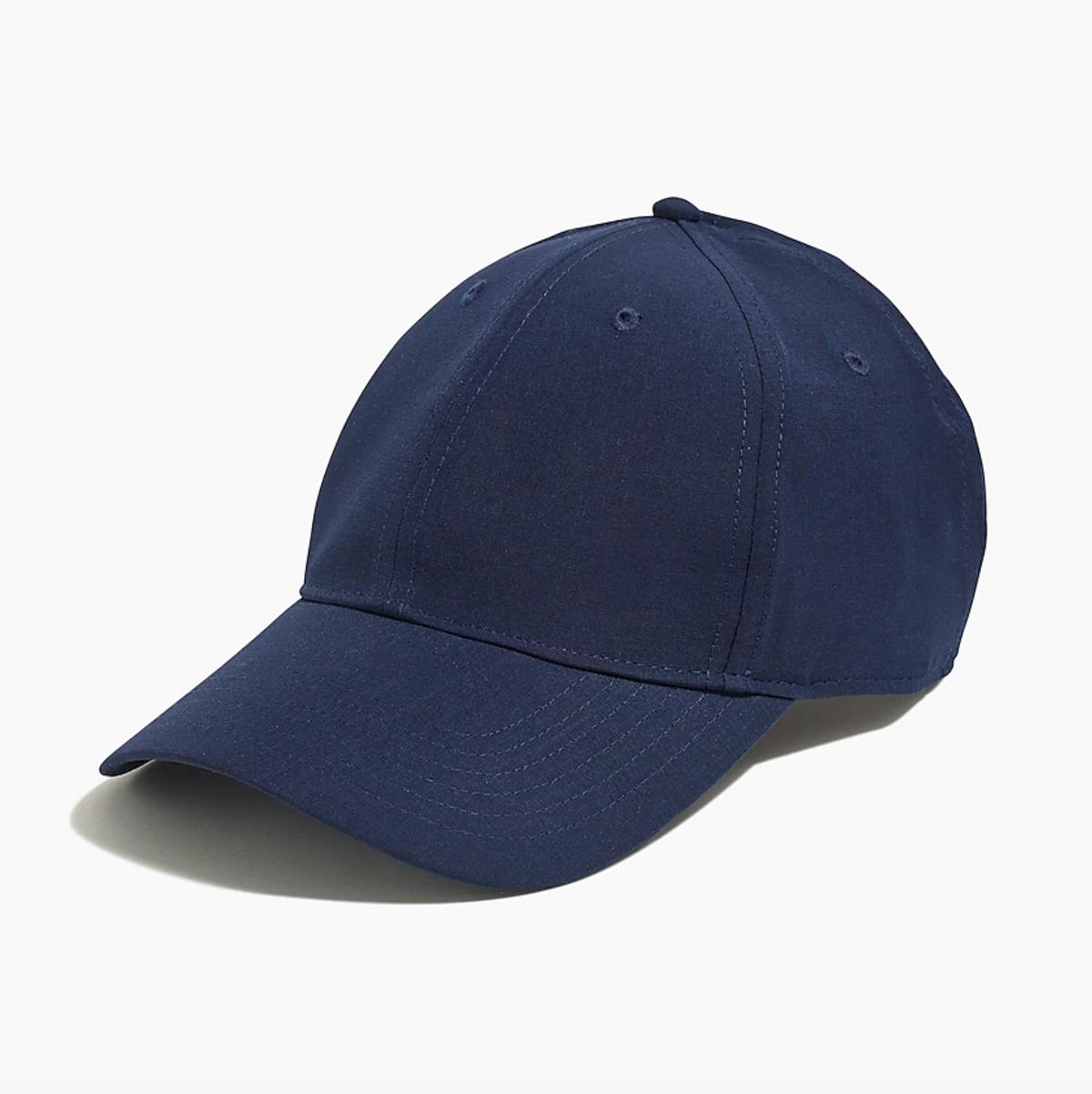 j.crew performance baseball cap