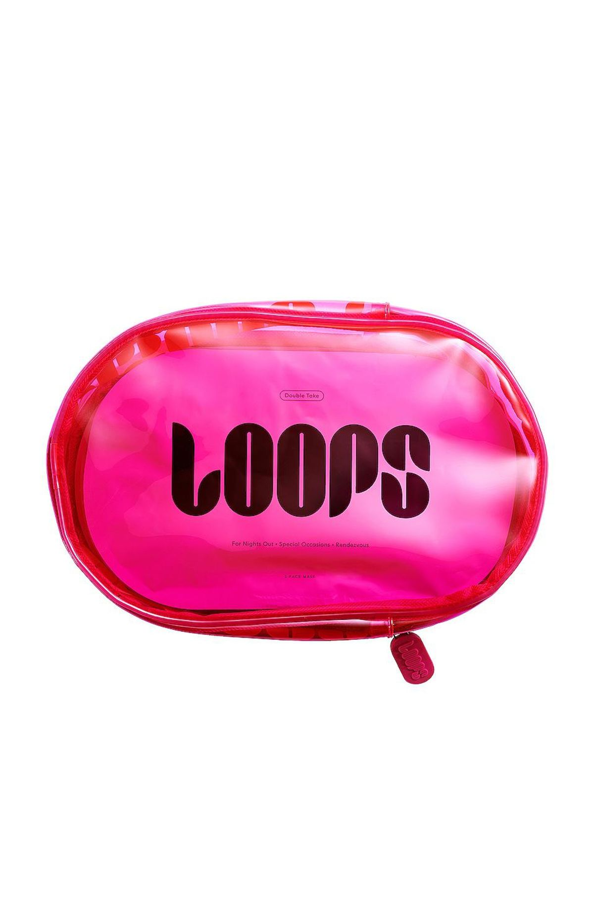 loops beauty double take mask 5 pack