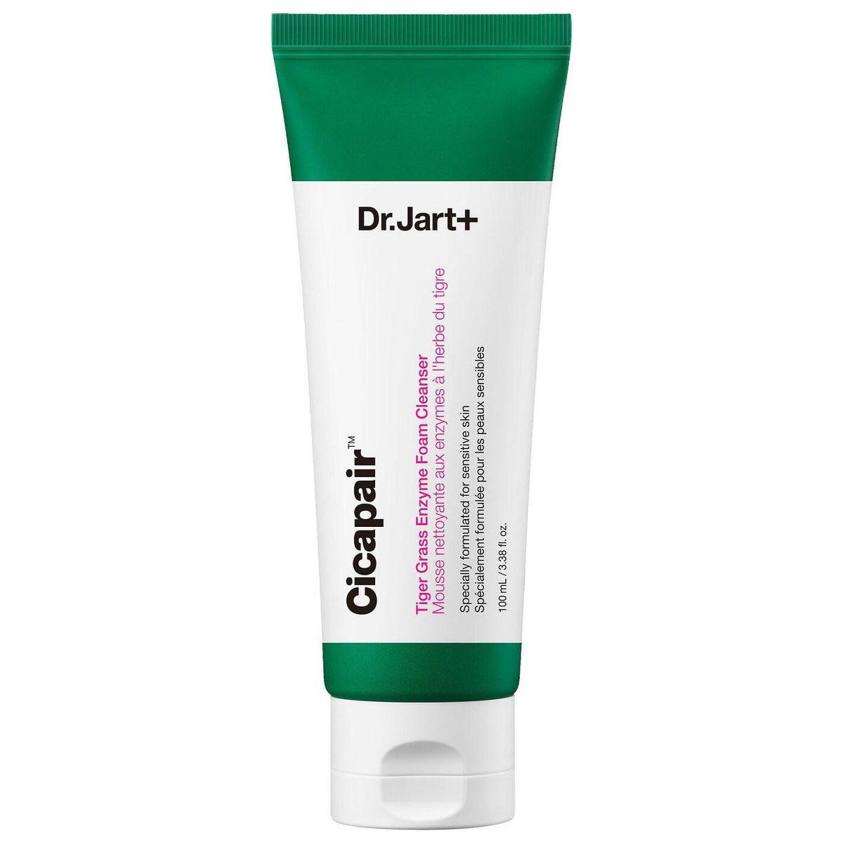 dr jart plus cicapair tiger grass enzyme foam cleanser