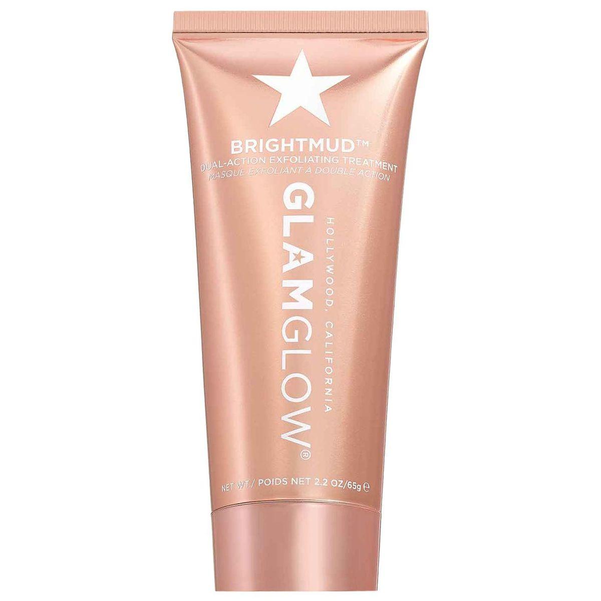 glamglow brightmud dual exfoliation treatment