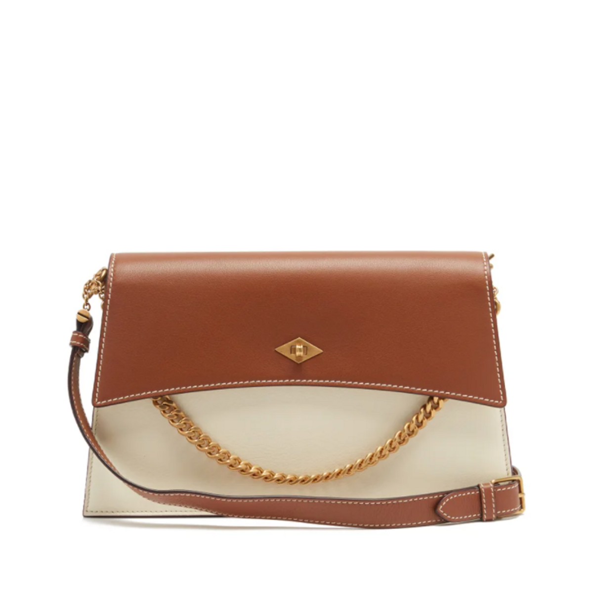Roma Small Leather Shoulder Bag