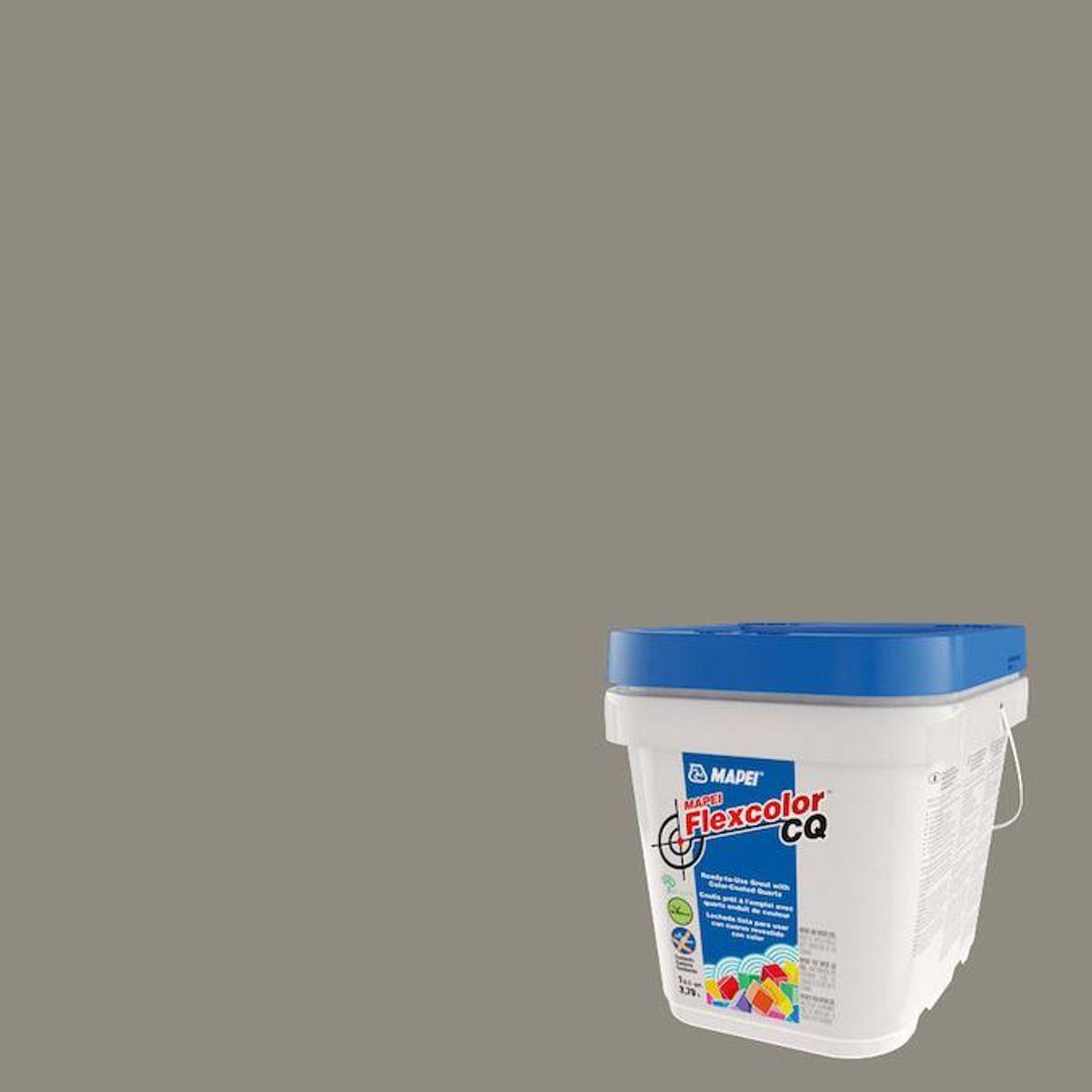 Flexcolor CQ 1-Gallon Pewter Acrylic Premix Grout