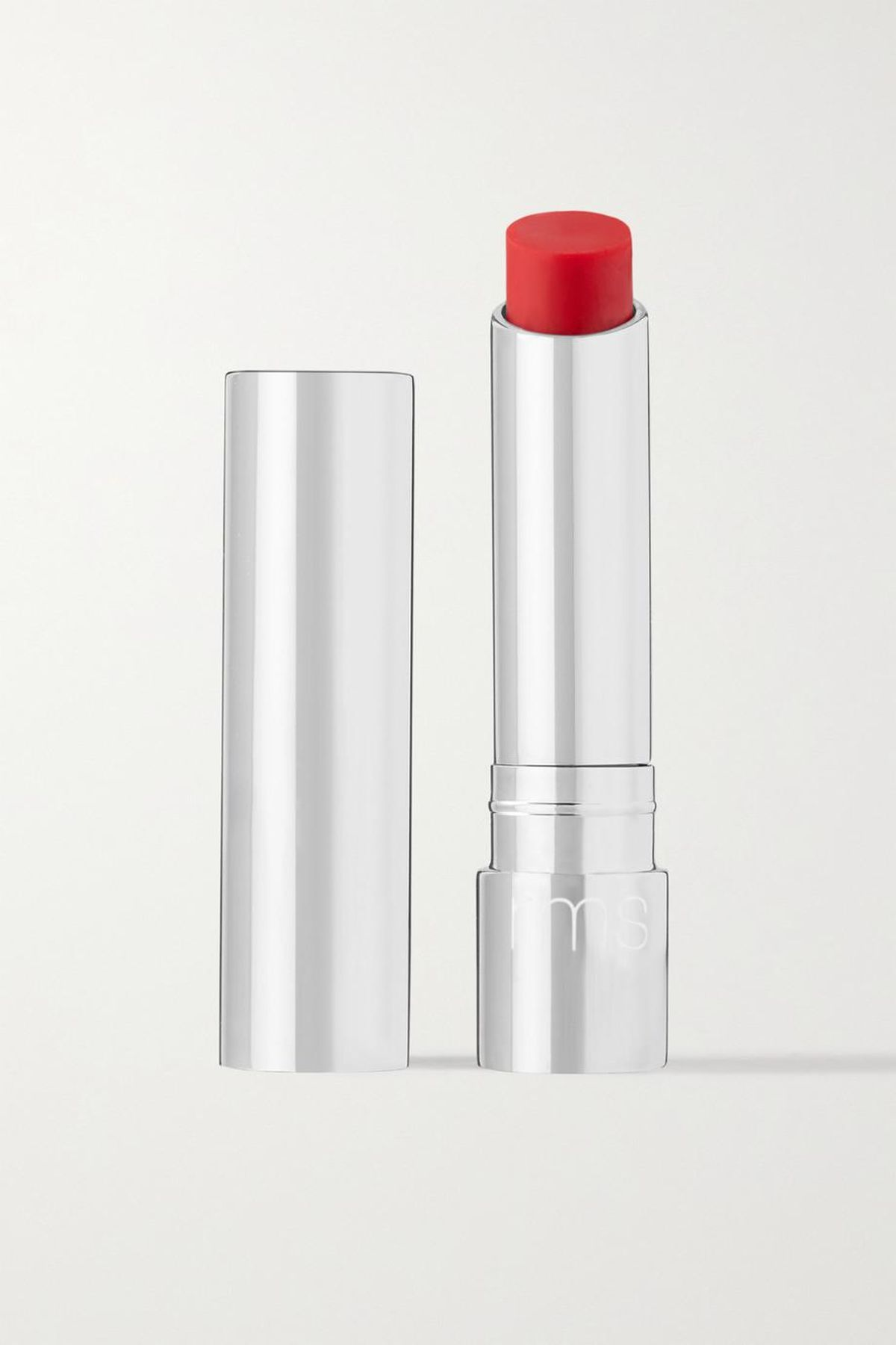rms beauty tinted daily lip balm in crimson lane