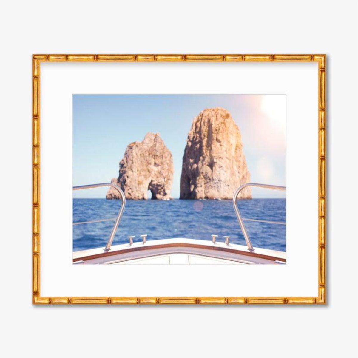 Capri Sun Travel Photography - HistoryInHighHeels