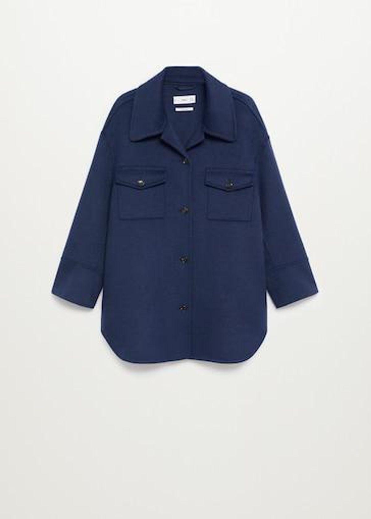 Oversized Handmade Overshirt