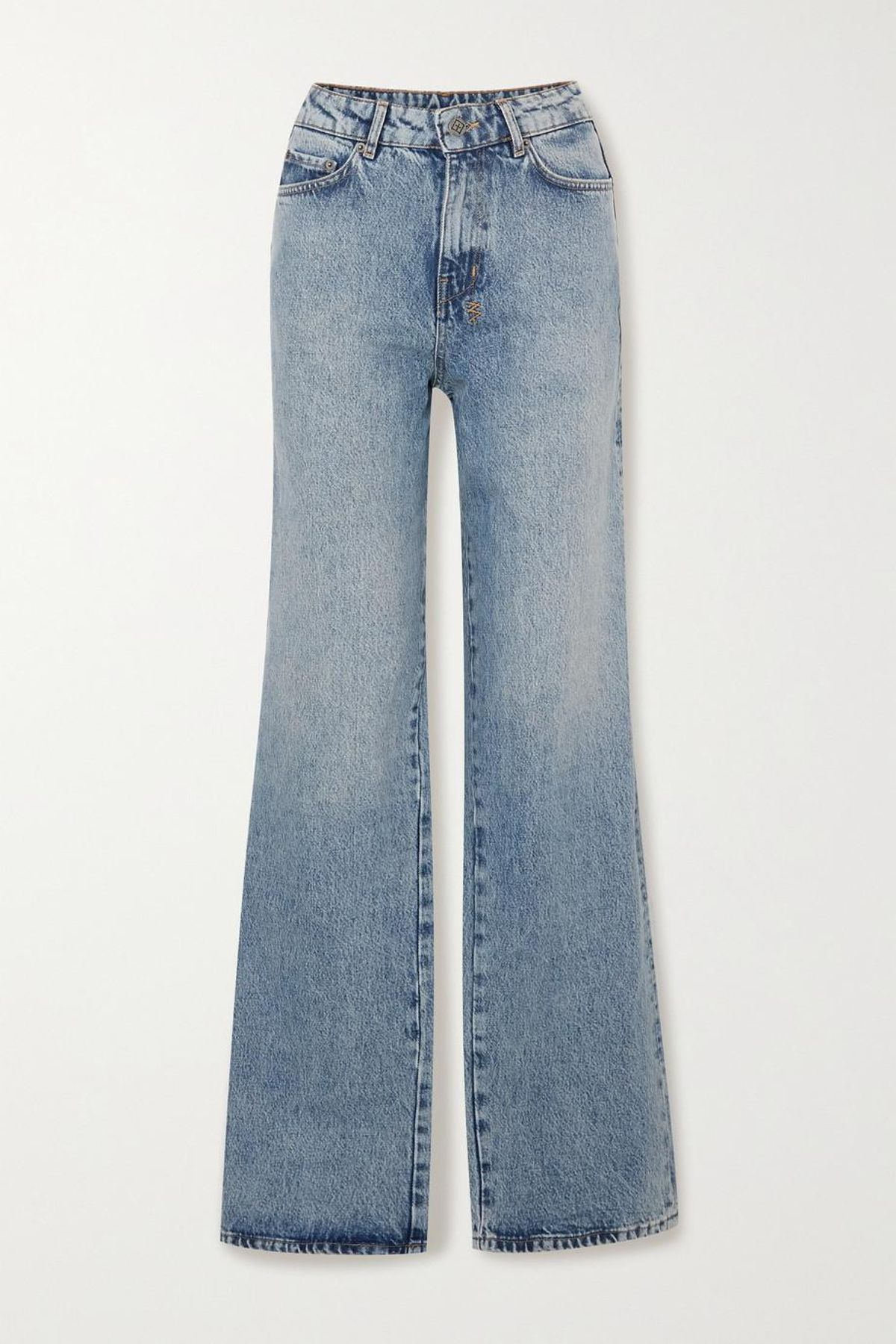 Kicker Jinx High Rise Wide Leg Jeans