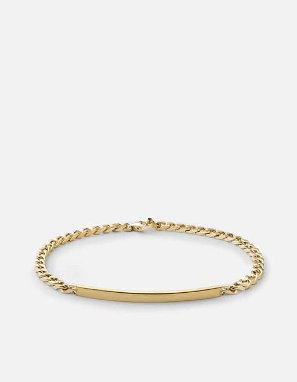 3mm ID Chain Bracelet
