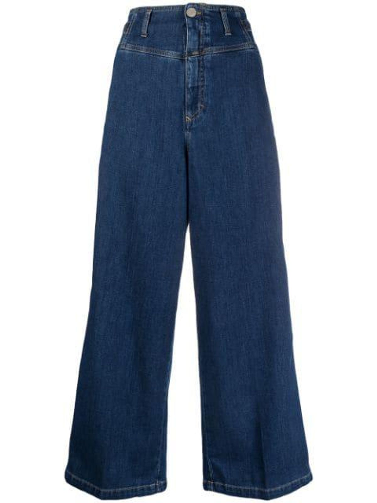 Anya Wide Leg Jeans