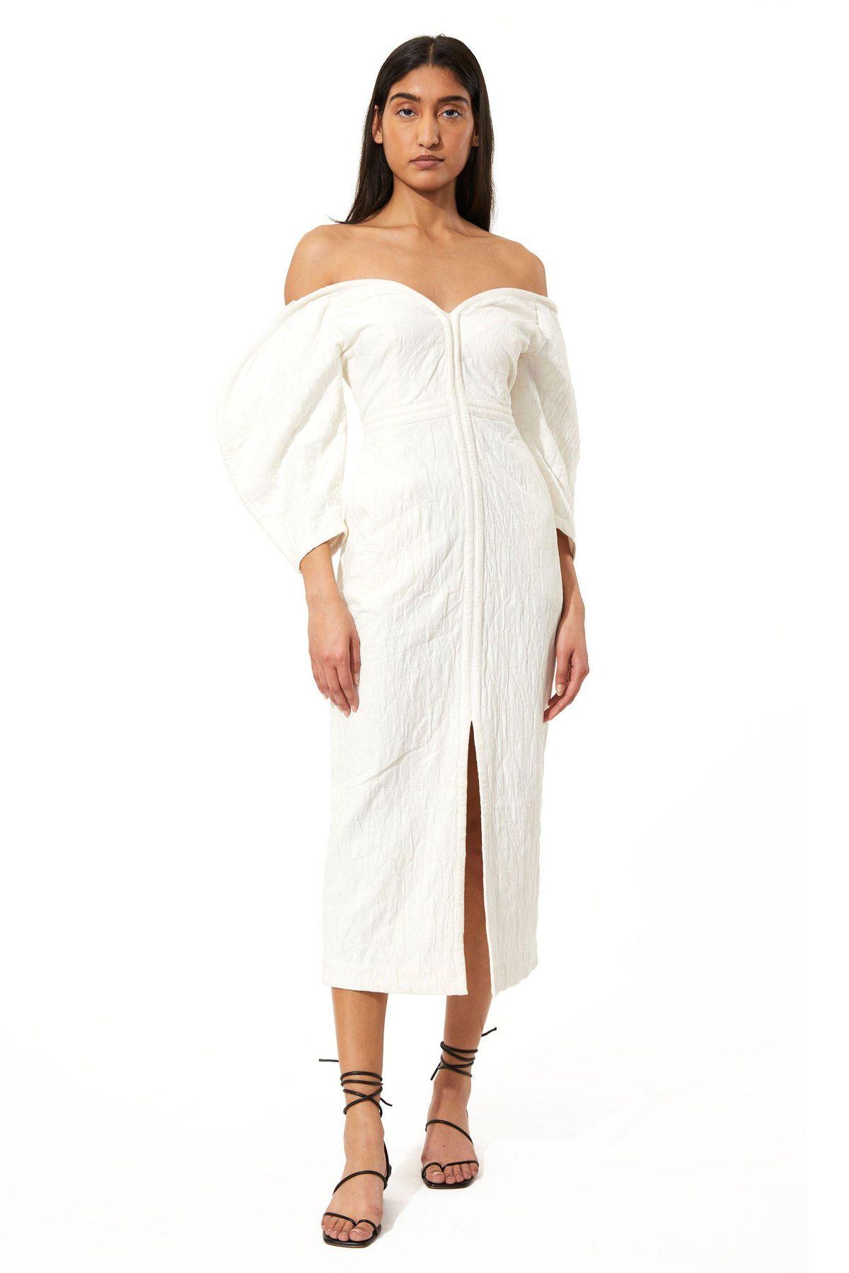 mara hoffman leonara dress