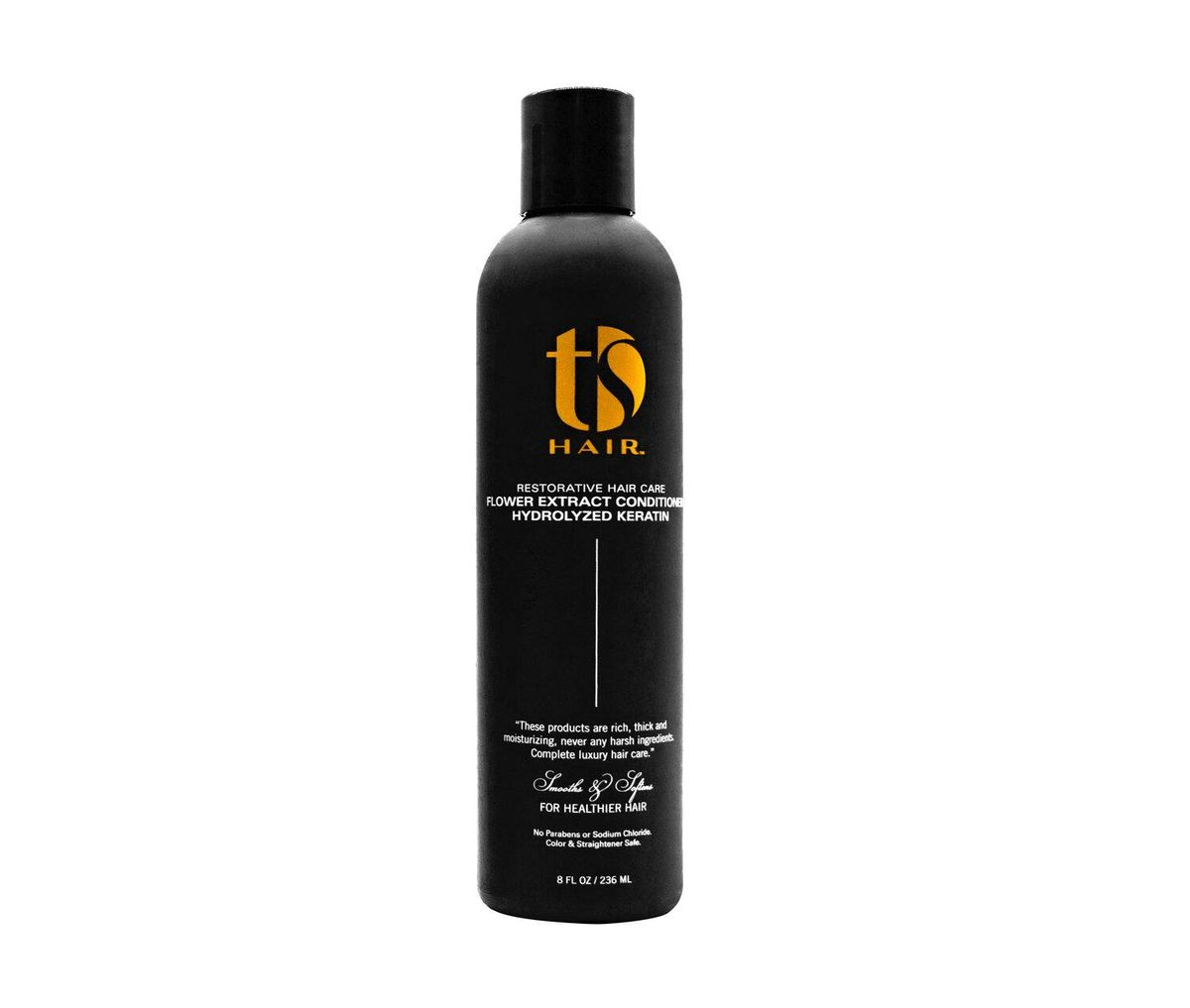 tsd hair restorative hair care flower extract conditioner