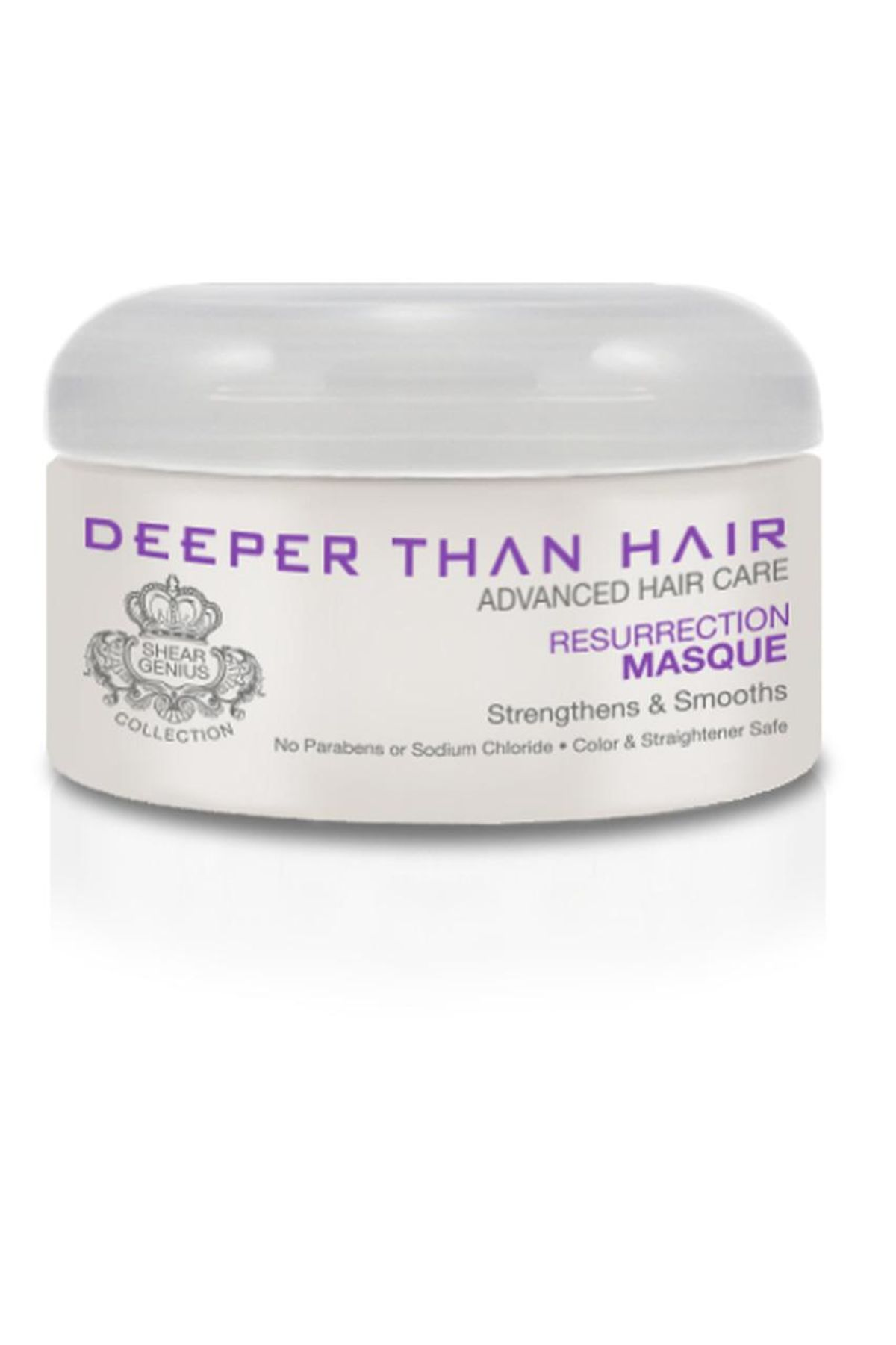 deeper than hair resurrection masque