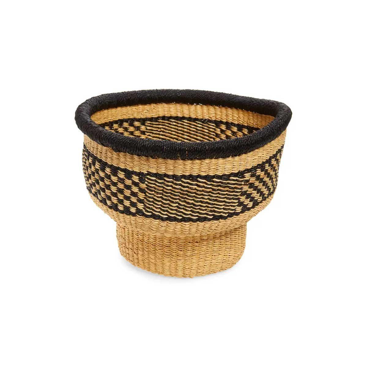 goodee x baba tree drum basket