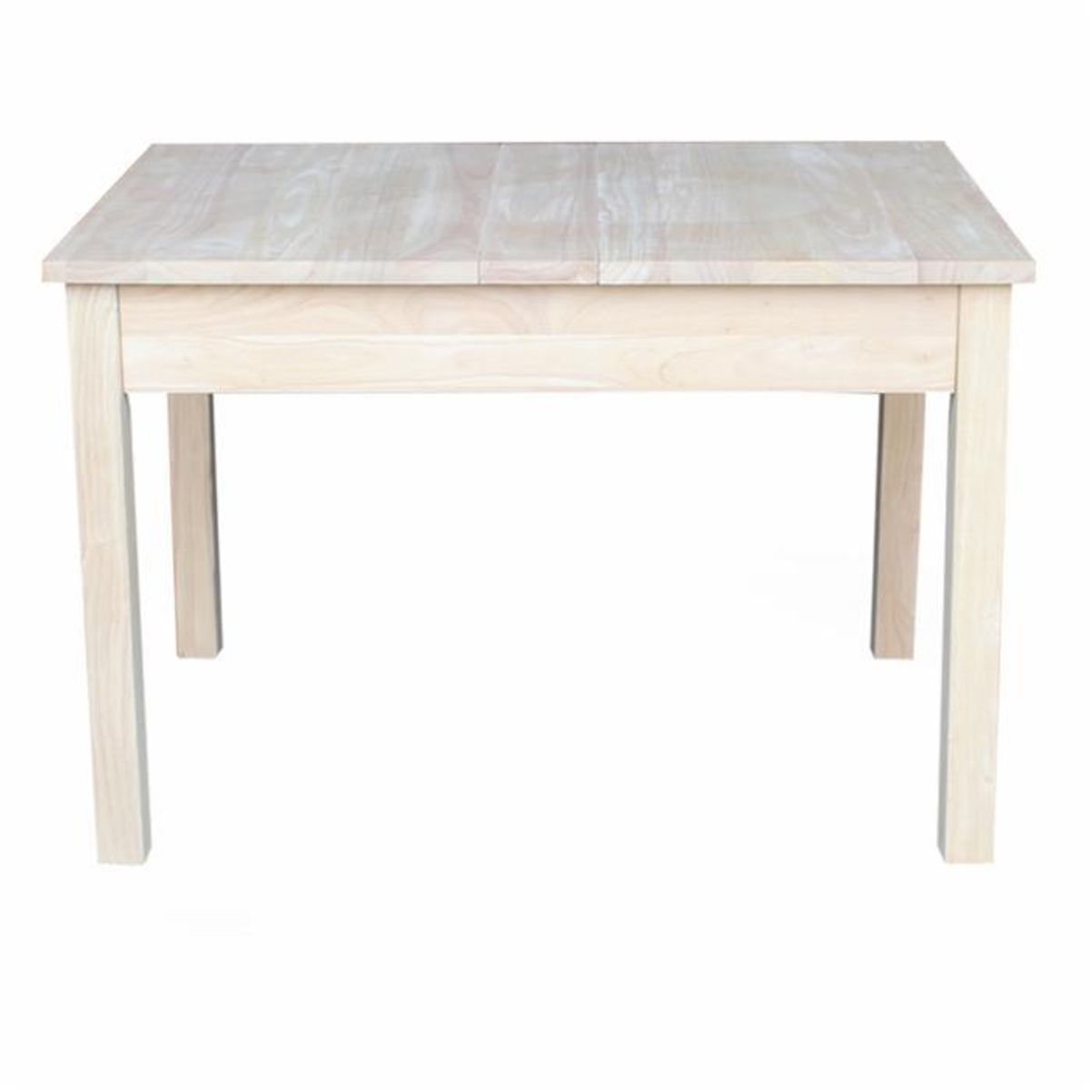 international concepts table with lift top