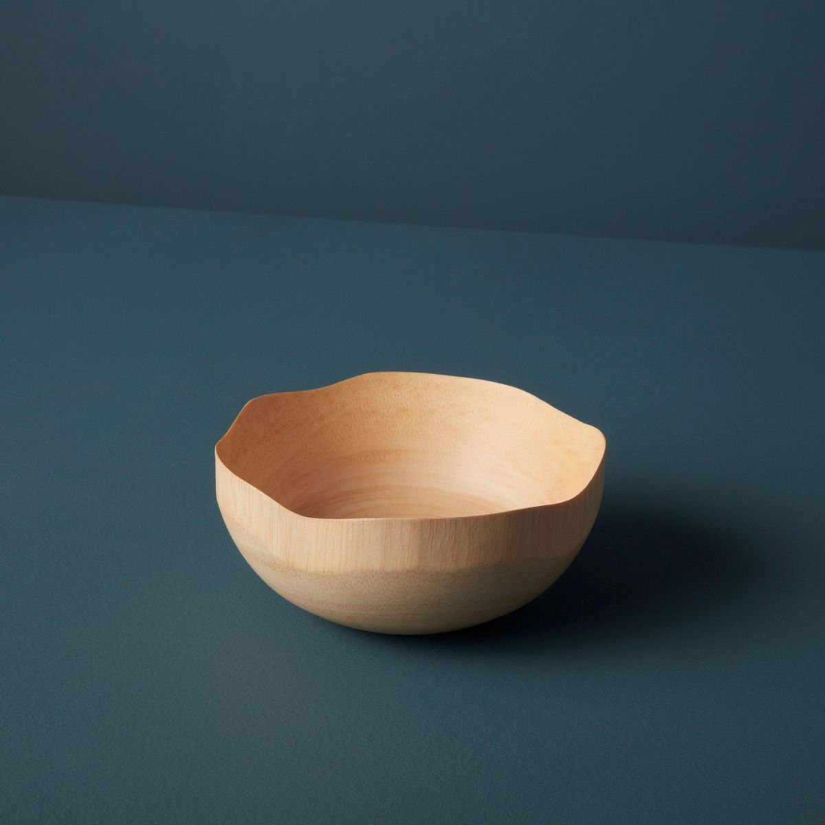be home wave edge small bowl