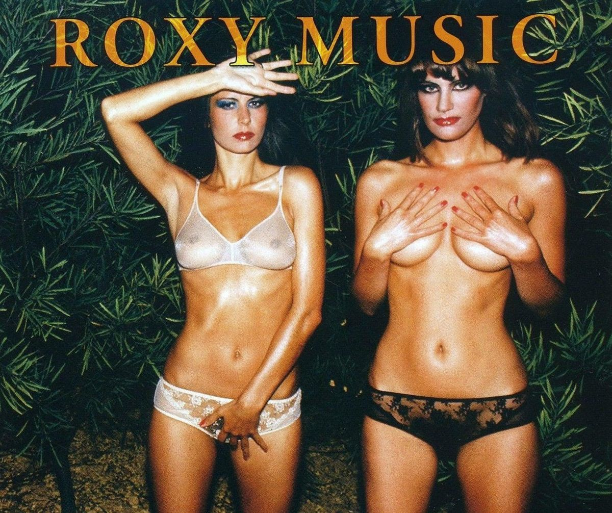 Roxy Music Country Life Album Cover Poster