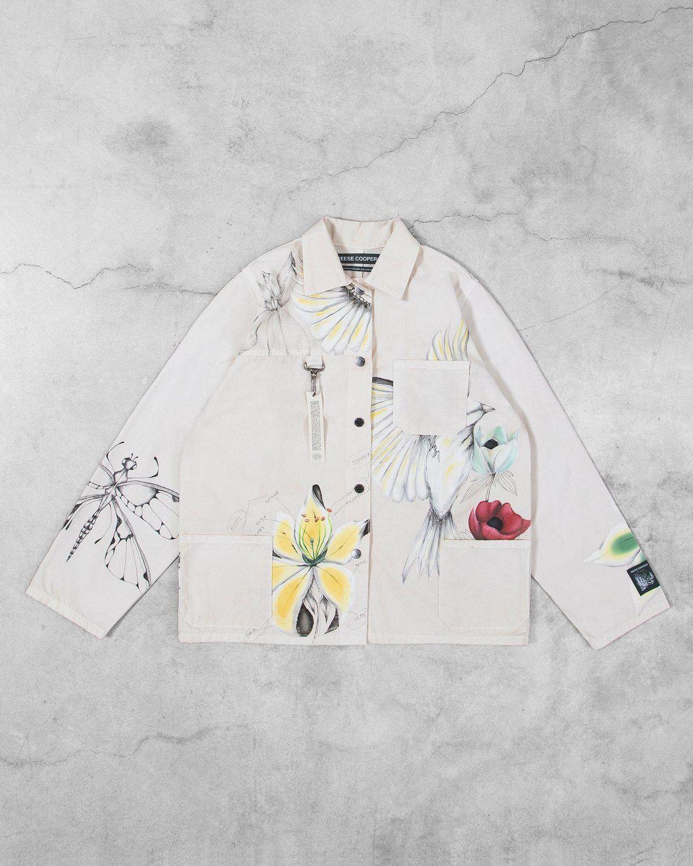 Juliet Johnstone Collaboration Cotton Chore Coat