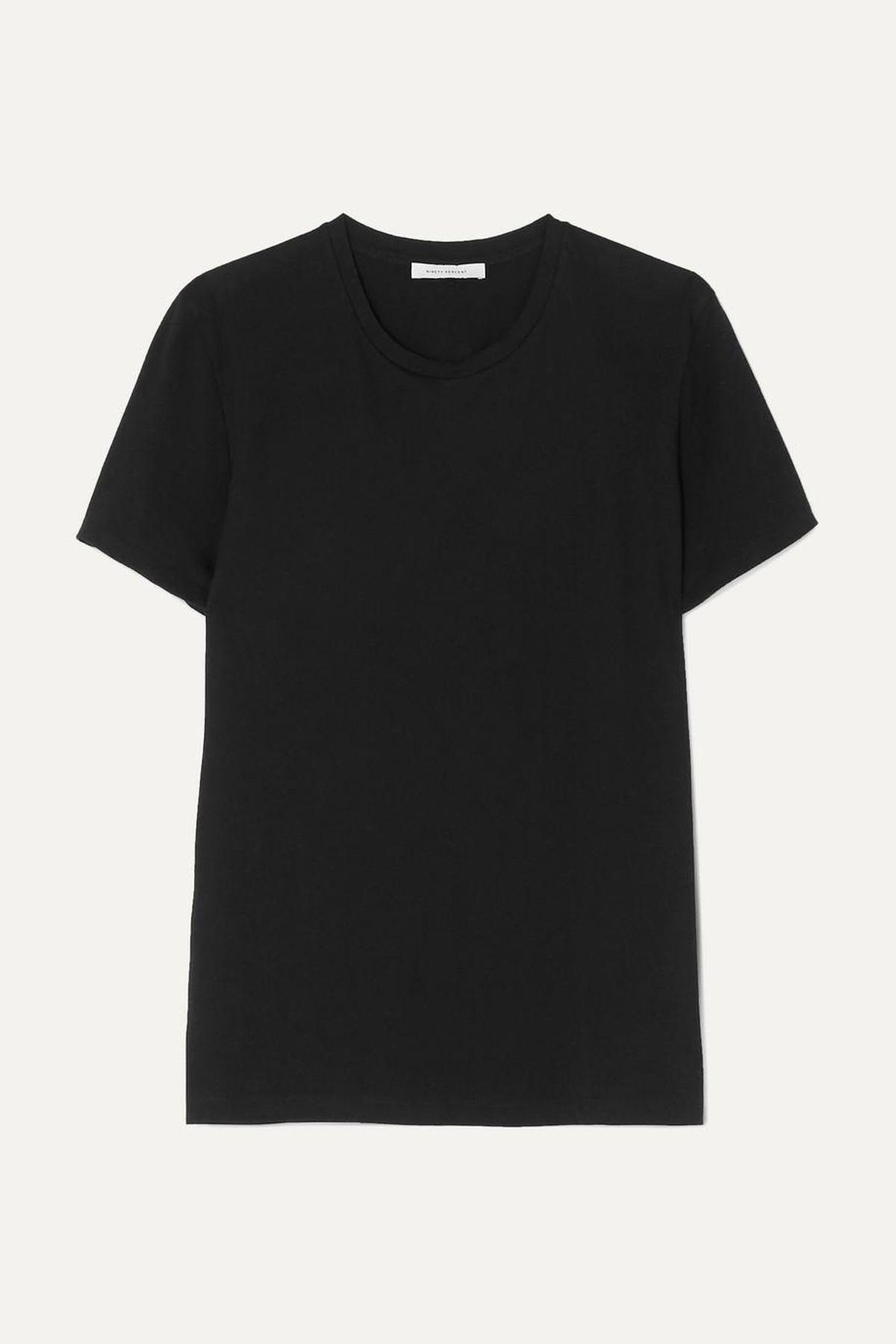 Jenna Organic Cotton Jersey T-Shirt