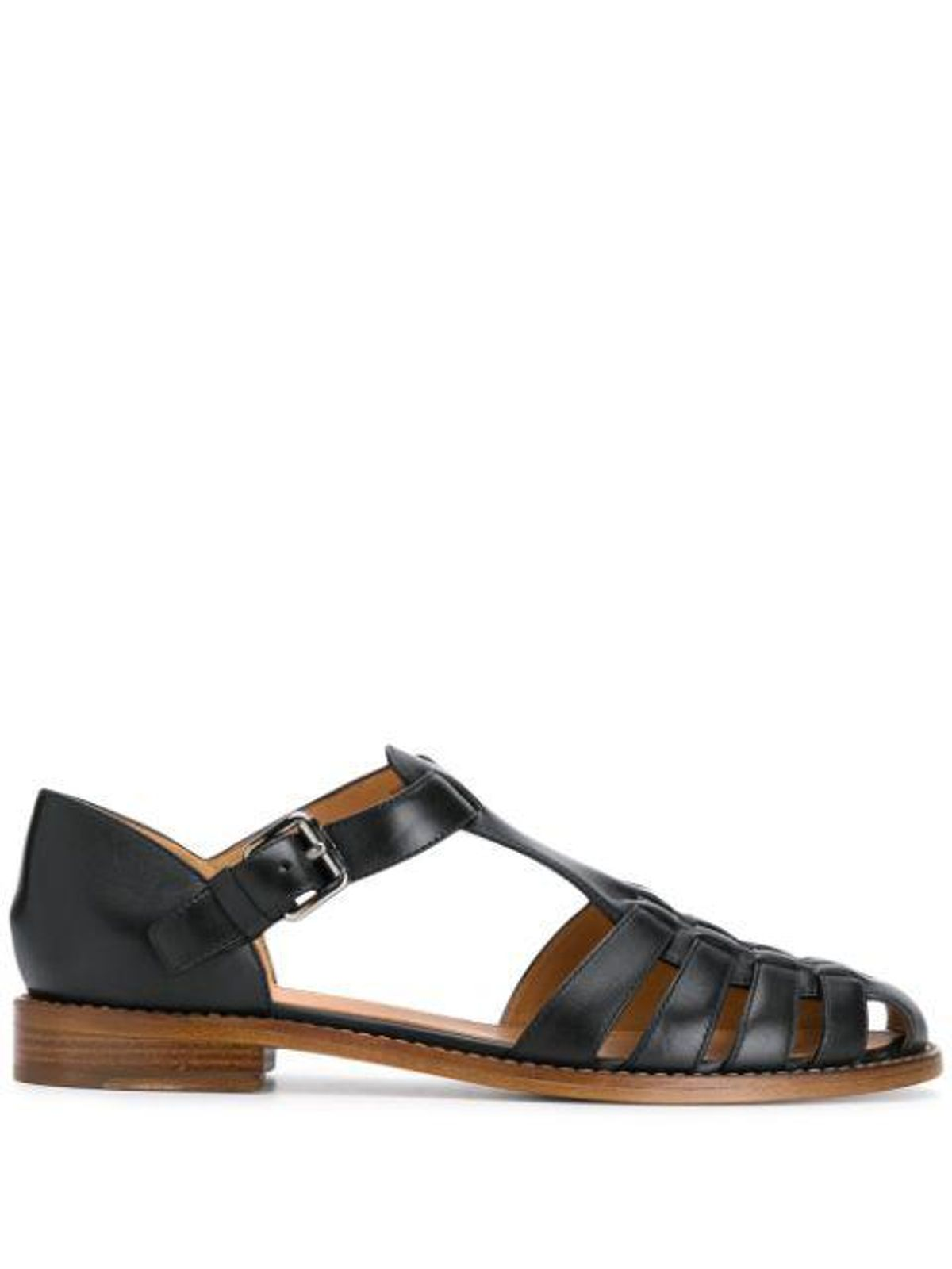 Kelsey Leather Sandals