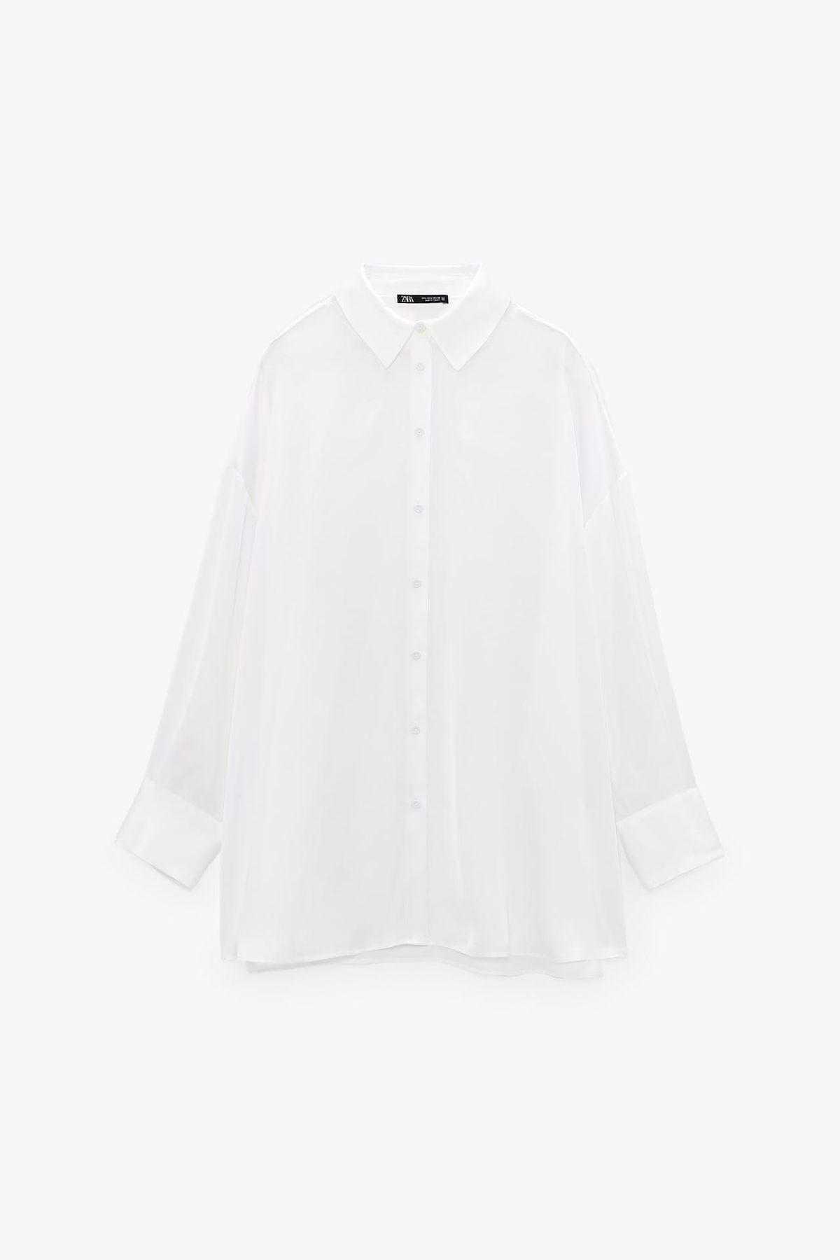 Flowy Linen Button Shirt