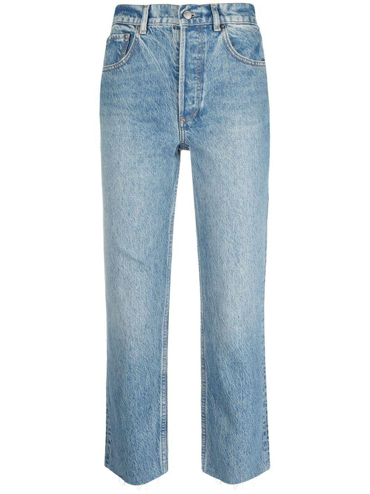 Darcy Pop Cropped Jeans