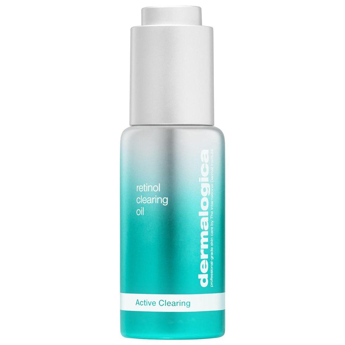dermalogica retinol acne clearing oil