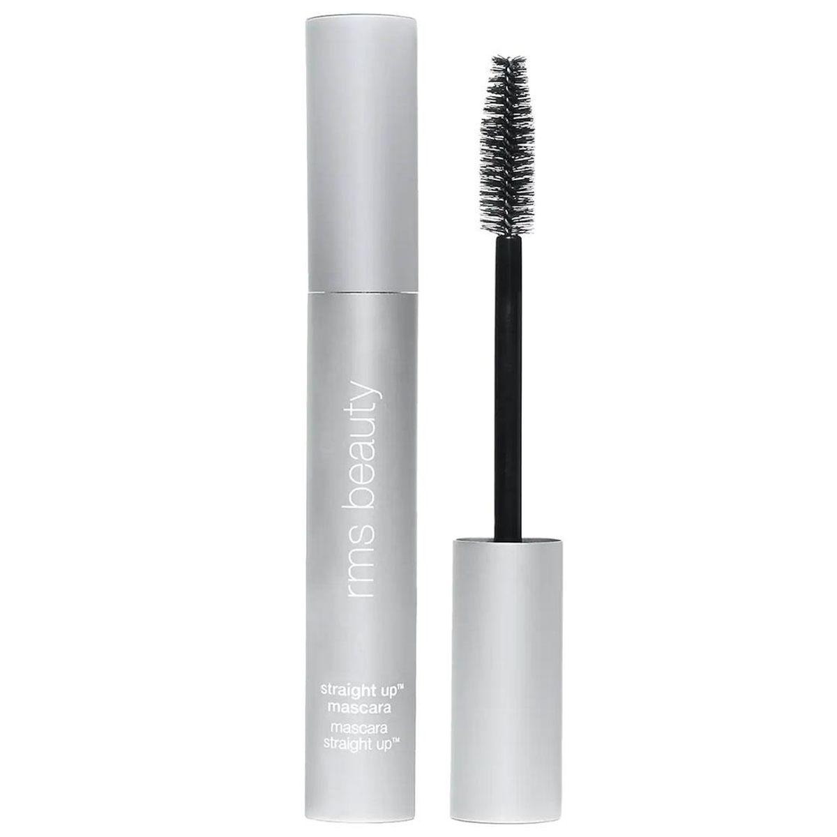 rms beauty straight up volumizing peptide mascara