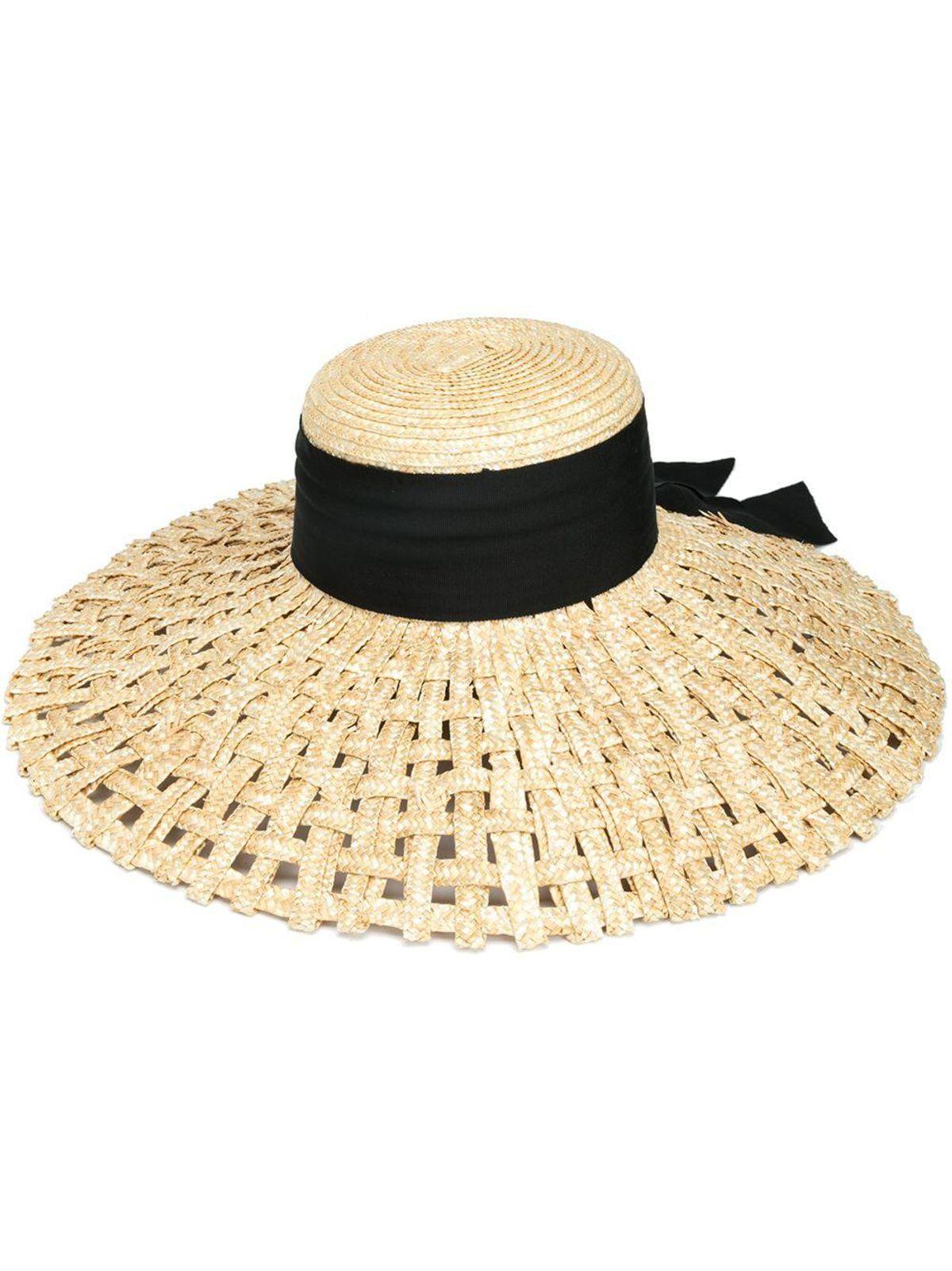 Mirabel Straw Sun Hat