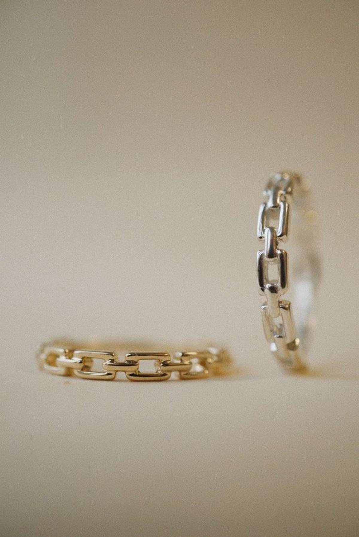 Baby Chain Ring