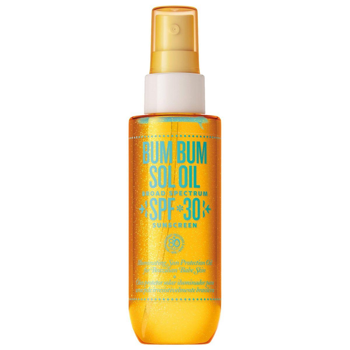 Bum Bum Sol Oil Sunscreen SPF 30