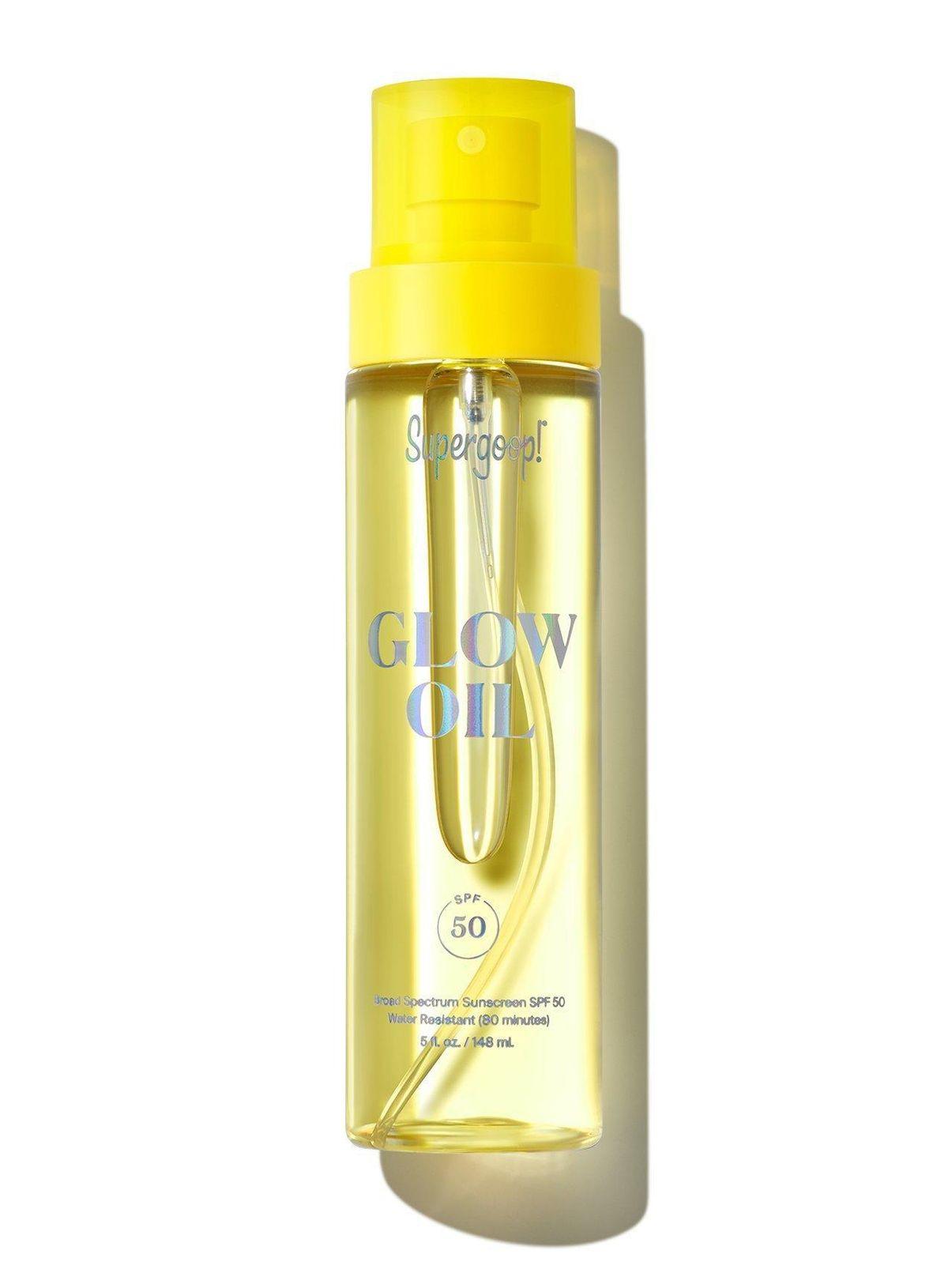 Glow Oil SPF 50 PA++++